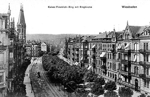 Kaiser Friedrich Ring 88 Wiesbaden
